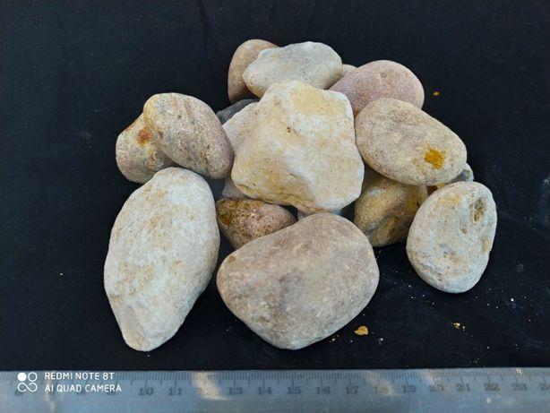 Kamień ozdobny gruby 32-63 mm !!! Kolorowy - transport