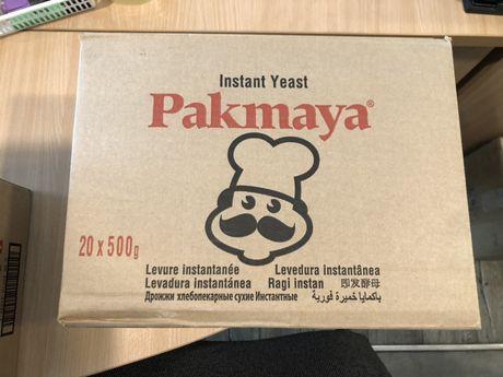 Drożdże suszone tureckie w opakowaniach 0,5 kg PAKMAYA