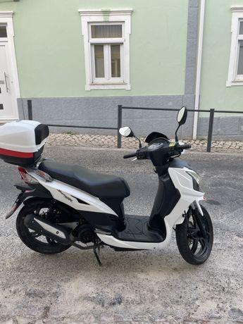Scooter sym 125cc