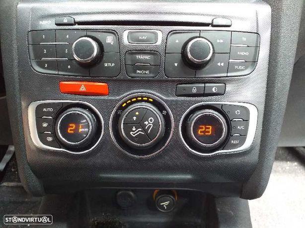 98040786ZD  Comando chauffage CITROËN C4 II (B7) 1.6 HDi 115 9HD (DV6C)