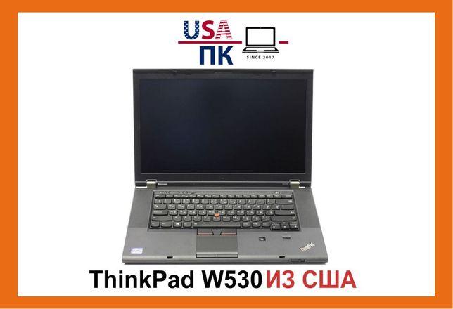 Lenovo ThinkPad W530 / i7-3740qm / 32Gb DDR3 / HDD 500Gb / 1920x1080