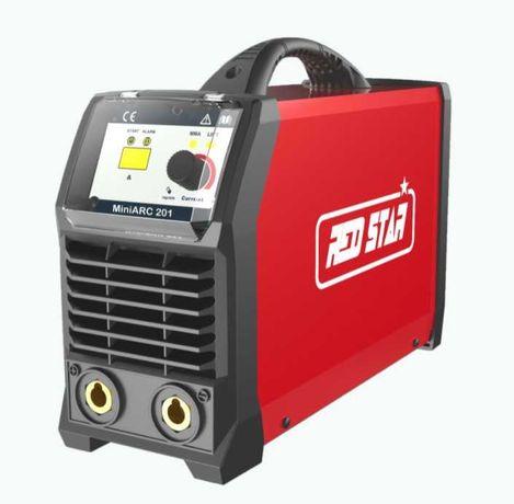 Maquina Soldar Inverter MiniArc 201 REDSTAR