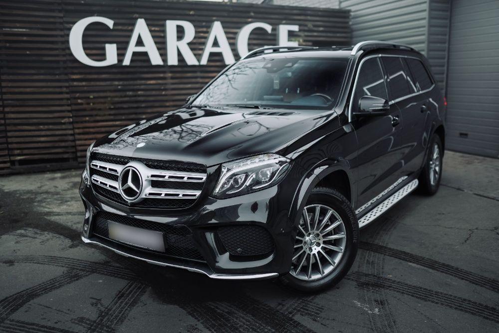 Mercedes-Benz GLS 400 2016 Киев - изображение 1