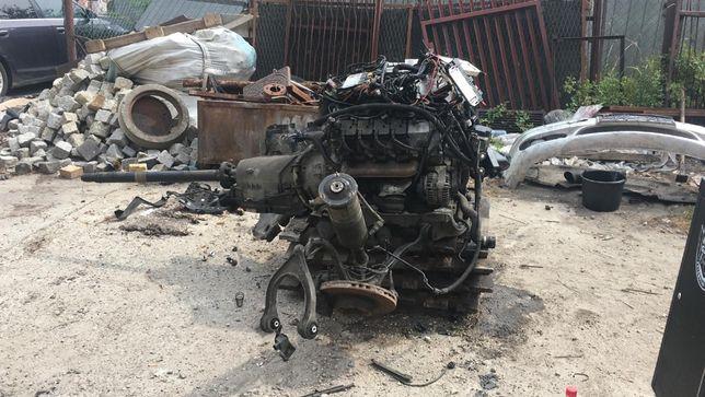 Silnik+skrzynia Mercedes AMG 5,5 S KLASA, CLS, E,C ,ML