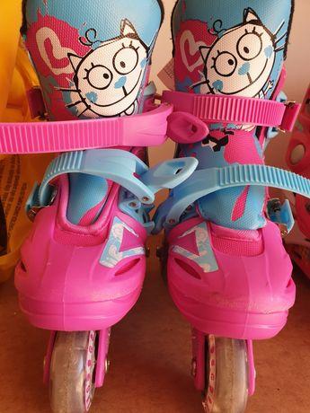 Vende-se patins de criança