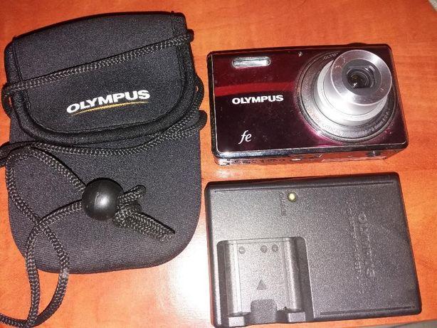 Olympus fe 4x zoom optico