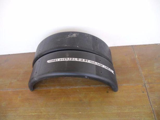 Forras de cave de roda para carrinha de roda simples
