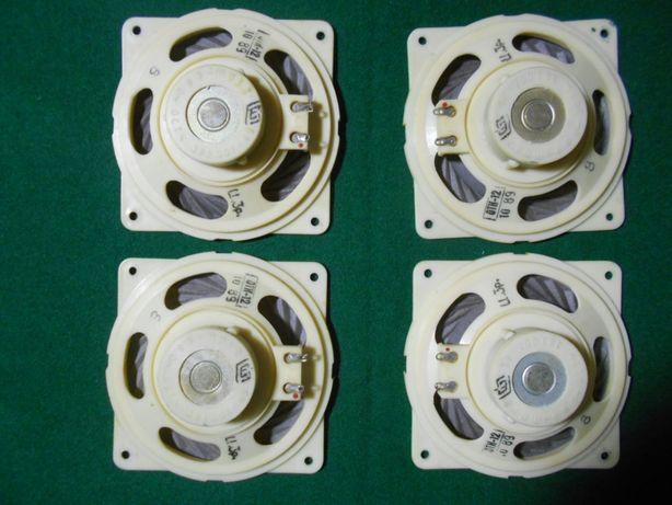 Динамики 2 ГДШ - 6, сопротивление 8 Ом (4 шт)