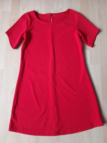 Sukienka trapezowa S/M