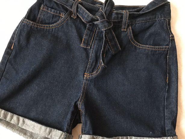 Szorty jeans marki Only rozmiar 27 stan używane b.dobry