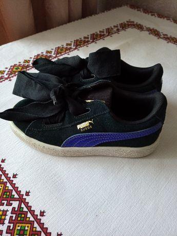Кросівки для дівчат Puma 31р, оригінал