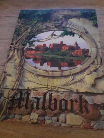 Malbork The Castle of The Teutonic Knights, M. Mierzwiński angielski