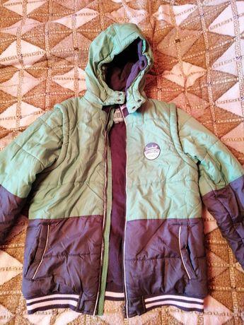 Куртка зимняя Cook Club