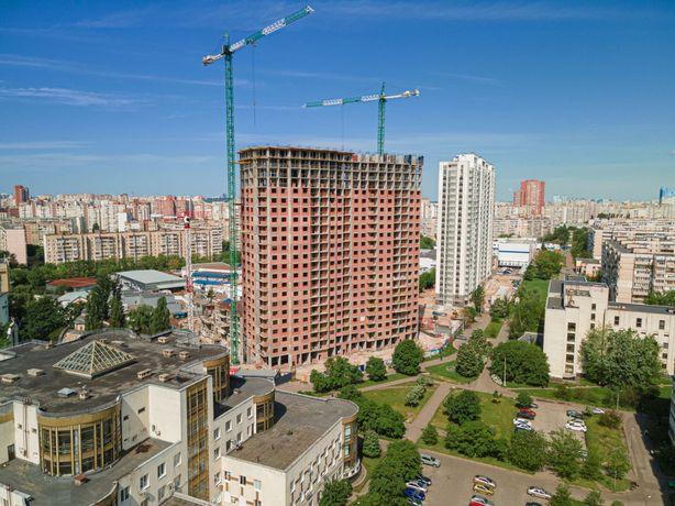 Продаж 3-к квартири 133м2 Дарницький р-н, ЖК Злагода, забудовник