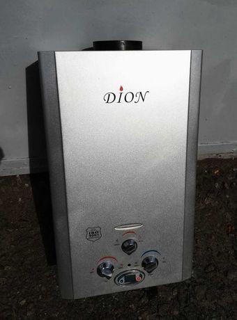 Газовая колонка проточная DION