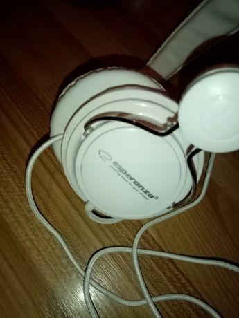 rezerwacja :))  słuchawki ESPERANZA