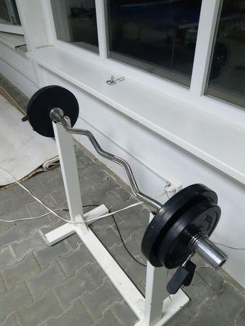 штанга бицепс 60 кг