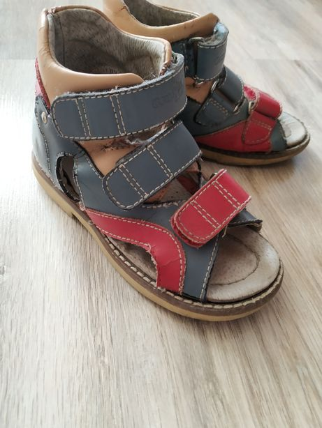 Ортопедические сандали плоско вальгус ComfOrto 27 размер 17 см стелька