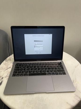 """MacBook Air 13"""" 2018 128gb"""