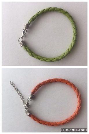 2 pulseiras tipo Pandora - só 5€