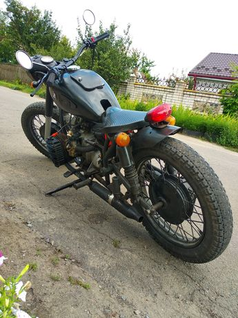Кастом/мотоцикл К-750/обмен