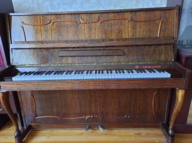 """Пианино """"Украина"""" Настроенное. В идеальном состоянии.  Очень красивое!"""