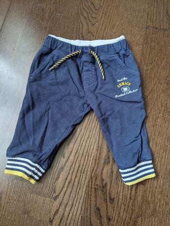 Спортивные штаны для мальчика 74 см, fagottino