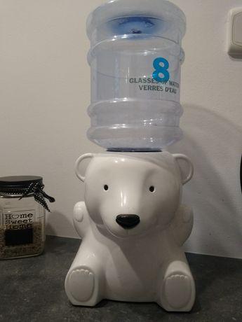 Dystrybutor na wodę dla dzieci MIŚ.