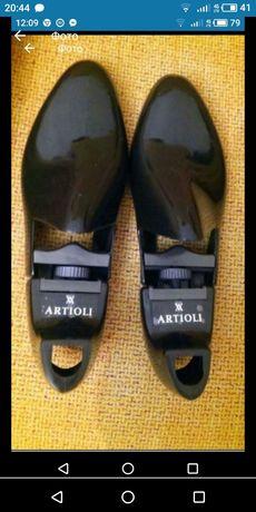 колодки Artioli.