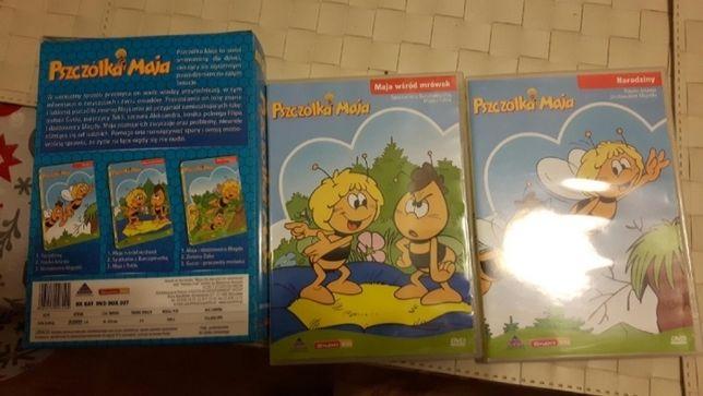 Pszczółka Maja -DVD 13 części.