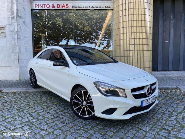 Mercedes-Benz CLA 220 CDI Urban Auto