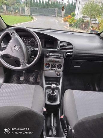 Opel Zafira A xenon 2.0 TDI