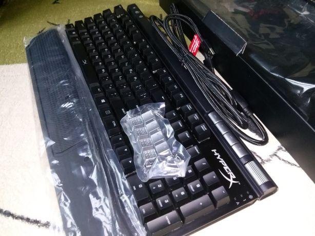 Клавиатура HyperX Alloy Elite RGB Cherry MX Brown USB