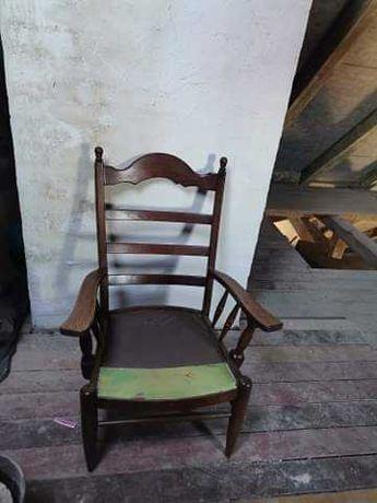 Krzesło a'la Ludwik XVII