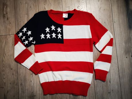 Sweter nowy, prezent na święta Gazelle London M/L