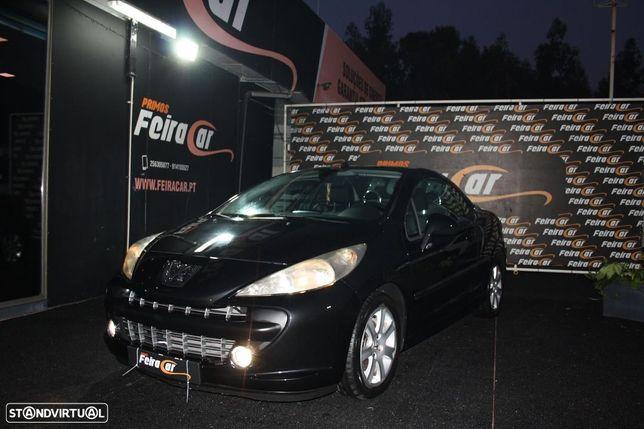 Peugeot 207 CC cabrio