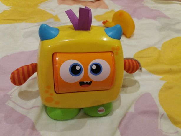 розвиваюча іграшка фішер прайс