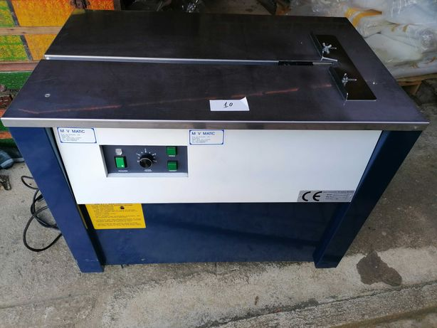 Máquina de cintagem semiautomática