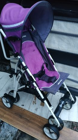 Wózek spacerowy tzw parasolka Jocker milly mally. Możliwy dowóz.