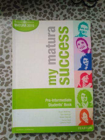 Podręcznik My matura success