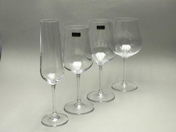 Бокалы для вина\ винные\ стакан\ шампанское\ коньяк\ Bohemia Чехия