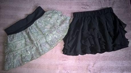 Spódniczka czarna H&M