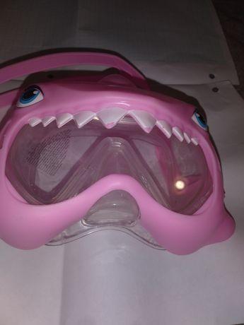Продам дитячу маску для плавання.
