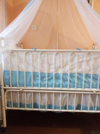 ліжечко дитяче Терміново!!