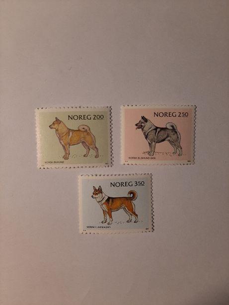Znaczki pocztowe - zestaw 25