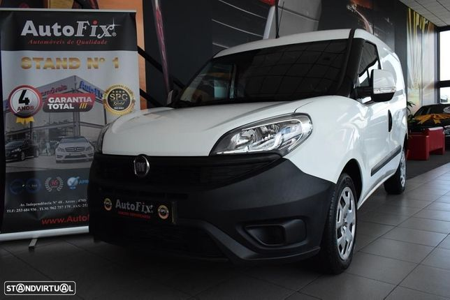 Fiat DOBLÓ CARGO 1.6 MULTIJET 120 CV