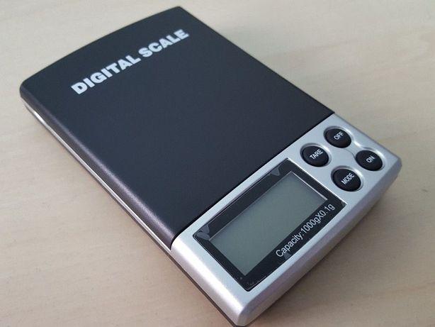 L034 Balança Digital Precisão 0.1g x 1000g Entrega 24h