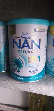 Продам детскую смесь NAN