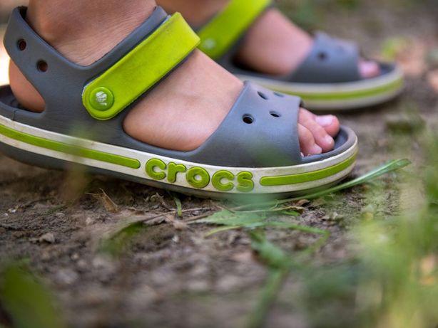 Купить Детские Сандали Крокс Кроксы Crocs Sandal Kids 24-34 размер