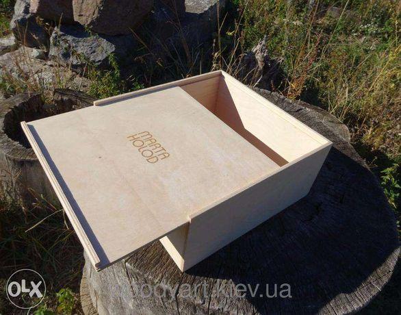 Деревянная коробка, деревянный ящик
